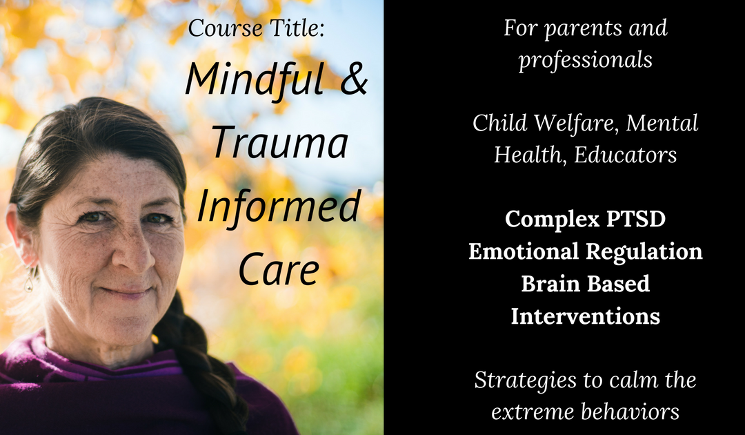 Mindful and Trauma Informed Care