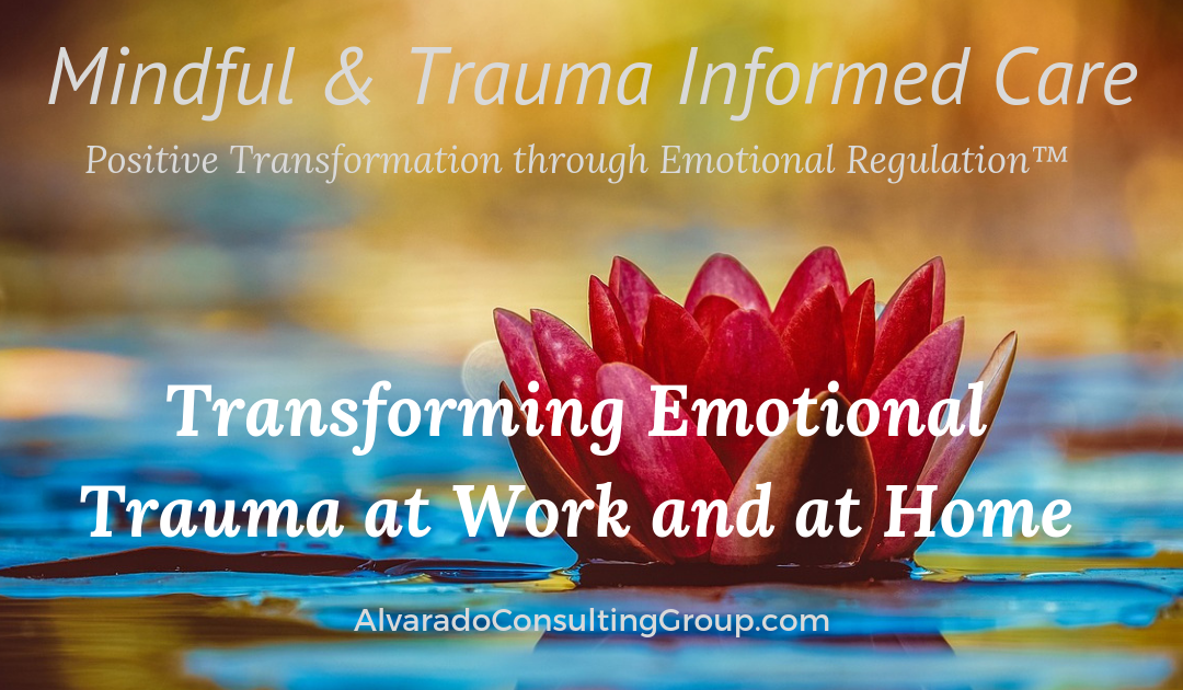 Transforming Emotional Trauma at Work and at Home