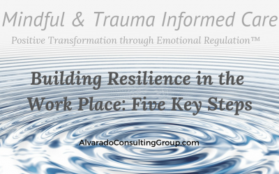 Building Resilience in the Work Place: Five Key Steps